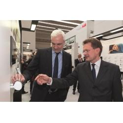 ABB, Light & Building 2016 fuarında akıllı binaların geleceği konulu gösterim yapacak