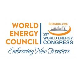 'Kaya Gazı, Global Bir Fenomen' raporu, 9-13 Ekim 2016'da İstanbul'da düzenlenecek 23. Dünya Enerji Kongresi'nde tanıtılacak