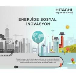 Hitachi, enerjinin geleceğini ortaya koydu; Enerjideki 5 akıllı çözüm, verimliliği artıracak
