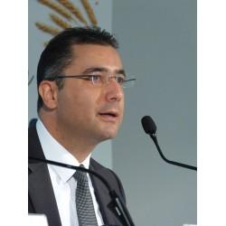 Grohe Doğu Akdeniz Bölgesi Başkan Yardımcısı Serhat Sabaz