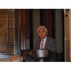 İSKAV Yönetim Kurulu Başkanı Yardımcısı Metin Duruk