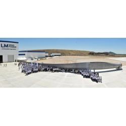 GE Yenilenebilir Enerji bünyesinde faaliyet gösteren ve tasarlayıp ürettiği rüzgâr türbini kanatlarıyla öncü olarak bilinen LM Wind Power, Türkiye Bergama'daki yeni fabrikasında üretime başladı.