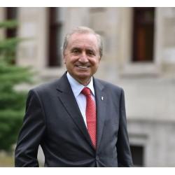 Türkiye İMSAD Başkanı F. Fethi Hinginar