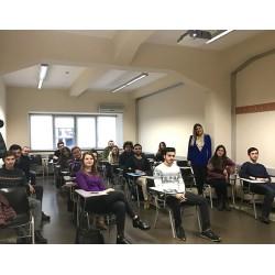 Bahçeşehir Üniversitesi öğrencileri