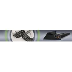 Armaflex Protect, pasif yangın durdurucu elastomerik kauçuk çözümüdür.
