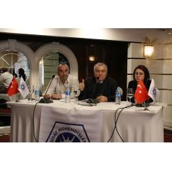 Genel Kurul Divan Başkanlığı'na Sayın Ethem Özbakır, yardımcılıklarına Tamer Çalışkan ve Dilşat Baysan Çolak seçildi