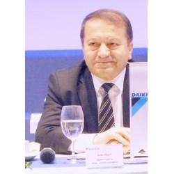 Daikin Türkiye Genel Müdür Yardımcısı Zeki Özen