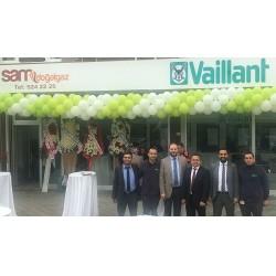Düzce'de açılışı yapılan İnan Isı Enerji ve Sam Doğalgaz yetkili satıcıları ile Karadeniz Bölgesi'ndeki büyümesini sürdüren Vaillant Türkiye