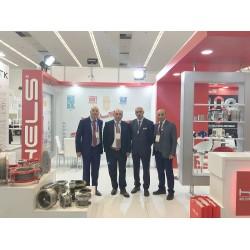 Hels Endüstriyel Mamuller Sodex Ankara'da ikinci kez yer aldı