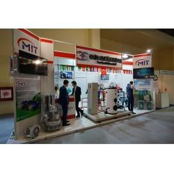 """Ekin Endüstriyel """"ICCI Uluslararası Enerji Fuarı""""nda buhar enerjisi ile kullanım suyu hazırlama sistemlerini tanıttı."""