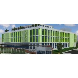 Tarımsal İzleme ve Bilgi Sistemi (TARBİL) Merkez Binasında Pilkington Suncool ™ 50/25 Camlar Tercih edildi.