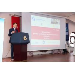 Etkinliğe belediye ve özel sektör temsilcileri, İller Bankası, Mimarlar-Mühendisler Odası yetkilileri ile çeşitli üniversitelerden 80 kişi katıldı.