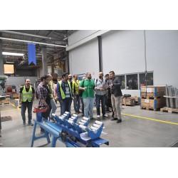 Grundfos Eğitimi, Bosch Termoteknik Bölge Satış Mühendisleri ve İş Geliştirme Ekibi