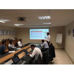 Danfoss Türkiye Soğutma Sistemleri Teknik Destek ve Eğitim Müdürü Adnan Güney, 25 Mayıs tarihinde Şenol Soğutma'nın üretim tesislerinde eğitim verdi.
