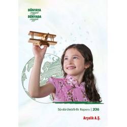 Arçelik A.Ş. çalışanlarının çocukları, raporda dünyanın geleceğine dair mesajlar verdi