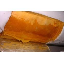 Resim 2: Soğuk hat kullanımında uygulama hatası sonucunda buhar bariyerli kaplamaya rağmen bünyesine nem girişi olmuş ürün