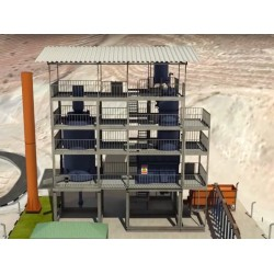"""Mimsan tarafından gerçekleştirilen Malatya'da elektrik enerjisi üretimi sağlayacak ilk çöp yakma ve bertaraf etme tesisi olan """"Entegre Çevre Projesi"""""""