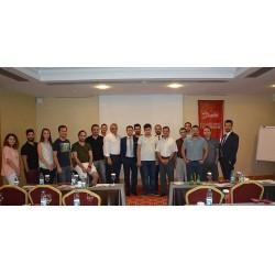 17 Ağustos'ta İstanbul'da ve 18 Ağustos'ta İzmir'de eğitimler gerçekleşti