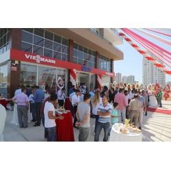 VIESSMANN SHOP Mersin'de Açıldı