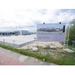 Bremen - Weser Ems, Mercedes Benz Ticari Araç Merkezi