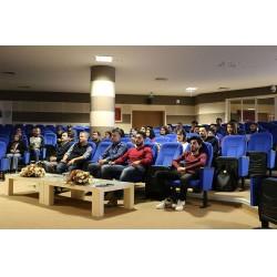 Karabük Üniversitesi Makine Mühendisliği Bölümü öğrencileri