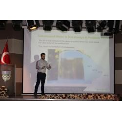 Armacell EMEA Uygulama Uzmanı Andreas Papaleontiou