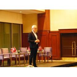 Grundfos Holding A/S Grup Başkanı ve İcra Kurulu Başkanı (CEO) Mads Nipper