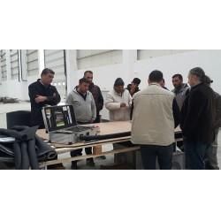Çorum Hitit Üniversitesi Kuzey Kampüsü İnşaatı şantiyesinde NETTES Elektromekanik ekiplerine eğitim verildi
