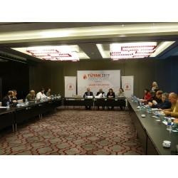 Türkiye Yangından Korunma ve Eğitim Vakfı ve Yangından Korunma Derneği Basın Toplantısı