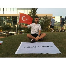 Vaillant Türkiye İstanbul Asya Bölge Satış Temsilcisi Önder Akay