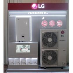 LG Therma V ısı pompası ile enerji tasarruflu iklimlendirme çözümleri