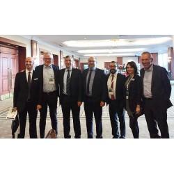 Grundfos, Sürdürülebilir ve Enerji Verimli bir Gelecek için Bölgesel Enerji Sistemleri Konferansı'na katıldı.