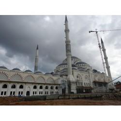 İstanbul Büyük Çamlıca Camii