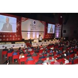 Enerji ve Tabii Kaynaklar Bakanlığı, Çevre ve Şehircilik Bakanlığı, Bilim, Sanayi ve Teknoloji Bakanlığı, Ulaştırma, Denizcilik ve Haberleşme Bakanlığı ve  Enerji Piyasası Denetleme Kurumu'nun destekleriyle ELDER ve GAZ-BİR'in stratejik partnerliğinde gerçekleşecek olan 6. Uluslararası İstanbul Akıllı Şebekeler ve Şehirler Kongre ve Fuarı , 25-26 Nisan 2018 tarihlerinde İstanbul Kongre Merkezi'nde kapılarını açacak.