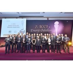 Türkiye'ye Enerji Veren 9 Firma Ödül Aldı