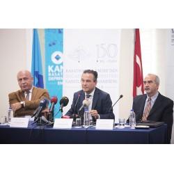 Boğaziçi Üniversitesi Kandilli Rasathanesi ve Deprem Araştırma Enstitüsü Basın Toplantısı