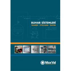 """Buhar konusundaki en geniş kapsamlı kitap olan """"BUHAR SİSTEMLERİ"""" kitabı yayınlandı"""
