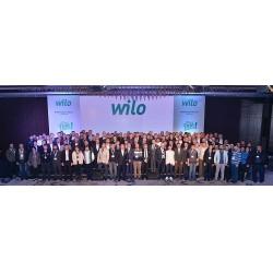 Wilo, yetkili servisleriyle 2018 yılının Hedef Paylaşım Toplantısı'nda buluştu.