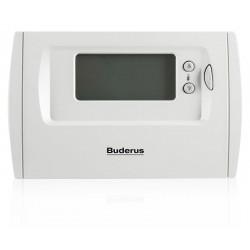 Buderus Oda kumandası ile enerji tasarrufu sağlayın
