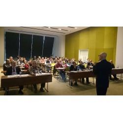 MaxVal, Eğitim Çalışması: Enerji Santrallerinde Buhar Kullanımı, Enerji Verimliliği ve Enerji Tasarrufu
