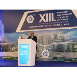 İSİB Başkanı Zeki Poyraz