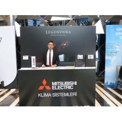 Platin Sponsor Mitsubishi Klima Sistemleri