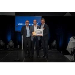 Grundfos Türkiye'nin Eğitim Girişimine Büyük Ödül verildi