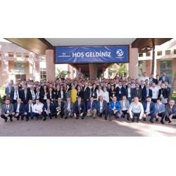 Grundfos Türkiye 2018 Bayi Toplantısı Antalya Gloria Verde Resort'ta gerçekleştirildi.
