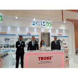 FORM, yerli imalat çevre dostu ürünleriyle 41. Yapı Fuarı'ndaydı
