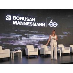Borusan Mannesmann Kurumsal İletişim Müdürü Aylin Kurt Ganiç