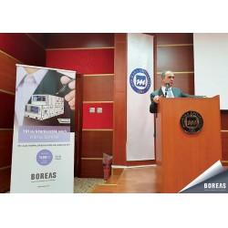 BOREAS A.Ş. Genel Müdür Yardımcısı İzzet TANYOL