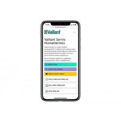 """Vaillant, yeni dijital uygulaması """"Self Servis"""" ile  kullanıcılarına  7/24 servis hizmeti sunuyor."""