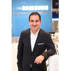 Samsung Electronics Türkiye'nin Tüketici Elektroniği Satış ve Pazarlamadan Sorumlu Başkan Yardımcısı Mert Gürsoy
