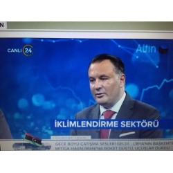 Sektörümüzün ve Türkiyemizin önü açık ve el birliği ile bu günleri atlatacağız. Çok daha güzel bir gelecek bizi bekliyor düşüncesindeyim.